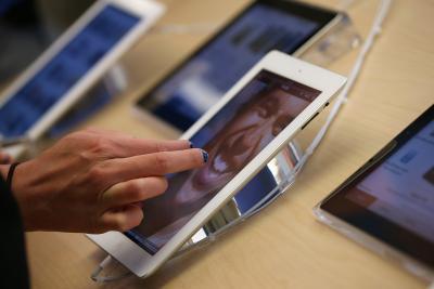 Come creare account di accesso separati per un iPad