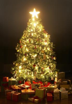 Come fare realistici Cancella Luci di Natale in Photoshop