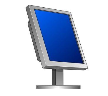 Come risolvere, riparazione e risoluzione di un monitor del computer a schermo piatto