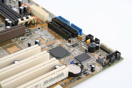 Come avviare un vecchio 386 computer senza tastiera Blocco tasti