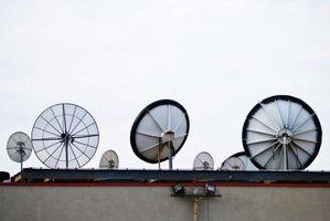 Come accedere a Internet tramite satellite