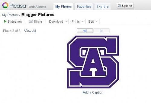 Come incorporare delle foto in Yahoo e-mail
