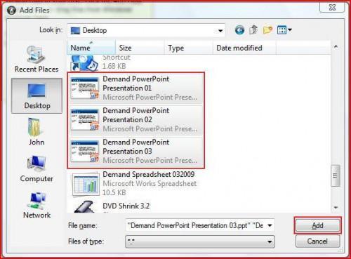 Come usare Roxio per convertire le presentazioni PowerPoint in DVD