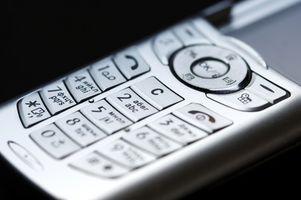 Come impostare remoto utilizzando un telefono cellulare