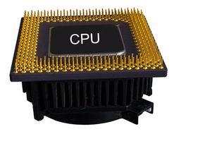 Come aggiornare una CPU Gateway