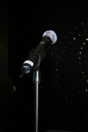 Come utilizzare un microfono dinamico con Cool Edit