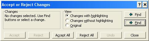 Come rimuovere note di revisione da MS Word