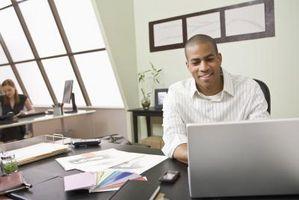 Come preparare un libro mastro in un foglio di Microsoft Excel?