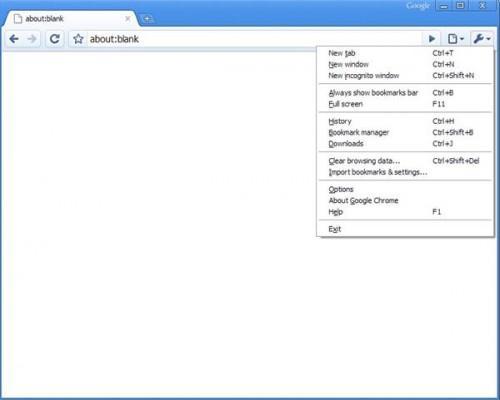 Come eliminare la cronologia del browser Cartella