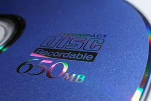 Come masterizzare i CD da un disco modalità MP3