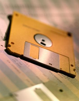 floppy di ripristino