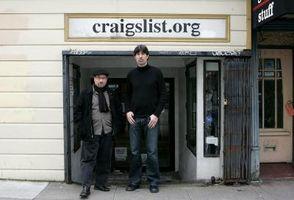 Come impostare due conti Craigslist