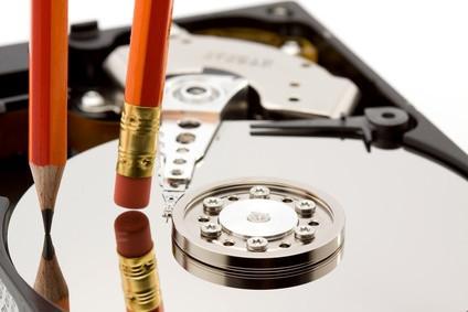 Come eliminare Ripristino configurazione di sistema di dati