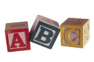 Come creare alfabeto ostruisce in Illustrator
