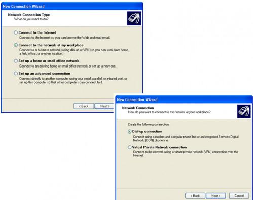 Come installare un Accesso remoto in Windows XP
