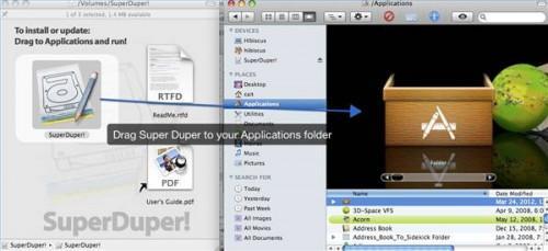 Come fare un disco rigido esterno avviabile Mac
