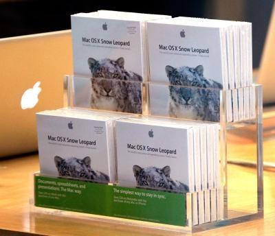 OS X 10.6 Snow Leopard Specifiche