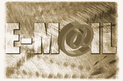 Immagine sfondo email outlook