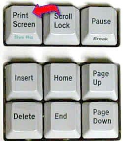 Come utilizzare Print Screen in Vista