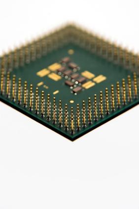 Come determinare la CPU configurazione dei pin su un Compaq Evo D500