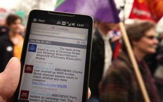 Twitter Usage per Regione