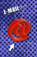 Come chiudere un indirizzo e-mail