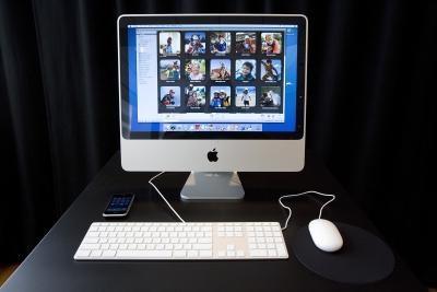 Come faccio a immagine di un disco rigido del Mac, quindi ripristinare da tale immagine?