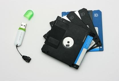 Usi floppy disc
