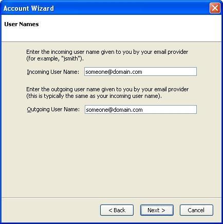 Come usare Thunderbird e-mail