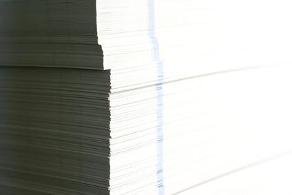 Come faccio a cancellare un lavoro di stampa per la stampante HP LaserJet 4350 stampante?