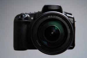 Come montare una fotocamera come PC drive