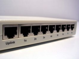 Banda larga / Router Requisiti dei cavi di connessione a Internet