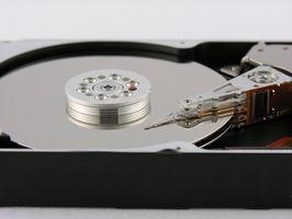 Come pulire un vecchio file su disco & Compress