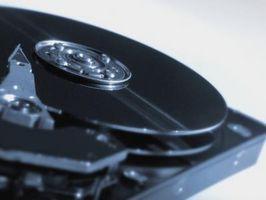 Come aggiungere un disco rigido IDE a un programma di installazione SATA