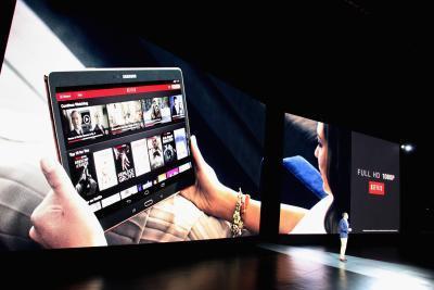 Come guardare i film su un Galaxy Tab