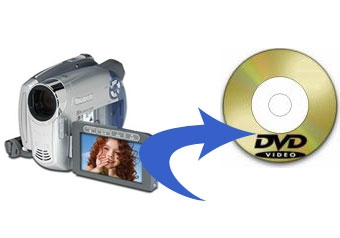 Come convertire i video camcorder a DVD