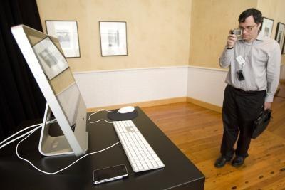 Come utilizzare un iMac da 24 pollici per l'Elaborazione di testi