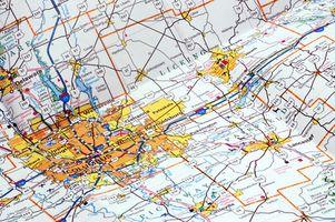 Come creare una mappa personalizzata in una pagina Web