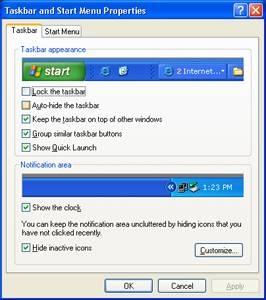 Come modificare la barra di avvio di Windows