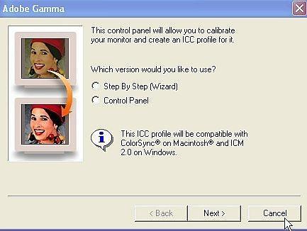 Come utilizzare Adobe Gamma