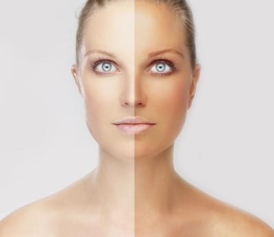 Come cambiare colore di pelle in Photoshop