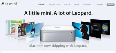 A proposito di Mac Mini Software