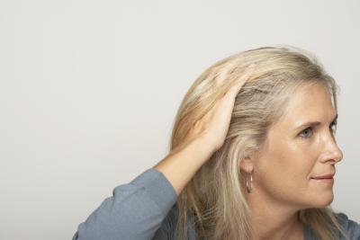 Cambio Colore dei capelli: Brunette al biondo Tutorial Photoshop CS3